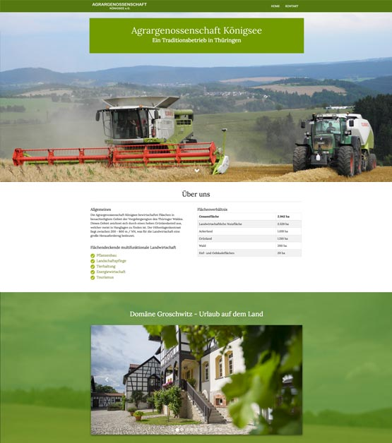 Agrar-GmbH-Königsee