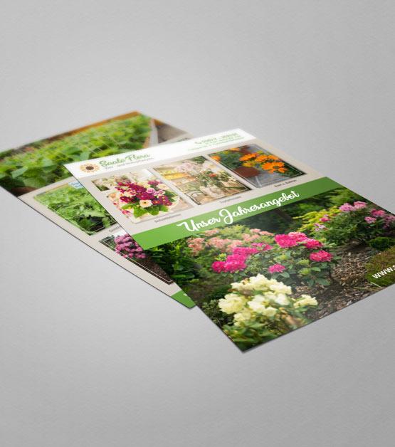 Saale Flora Flyer
