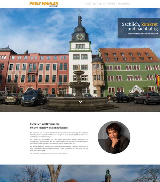 Freie Wähler Rudolstadt