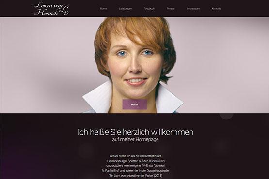 Loreen van Heinrich