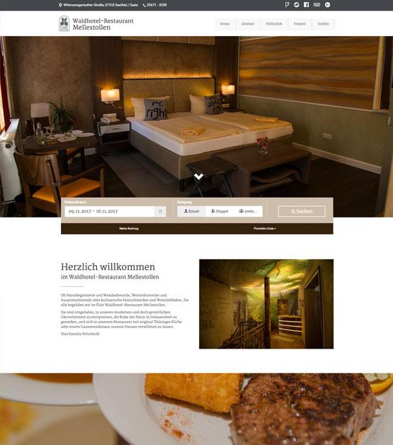 Waldhotel-Restaurant Mellestollen